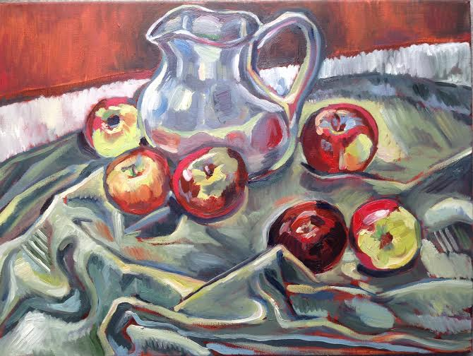0006 Apples And Jug 2015