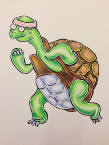 The Resilient Tortoise